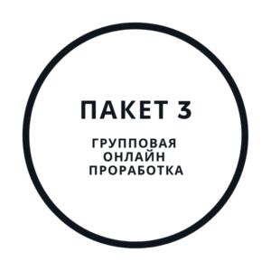 Пакет 3